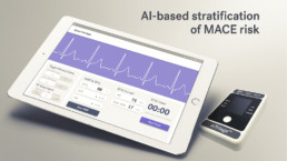 aiTriage Application and Patient Monitoring Device